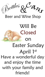 Easter Closed Poster